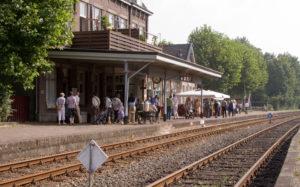 ZLSM MIljoenenlijn Station Simpelveld heden