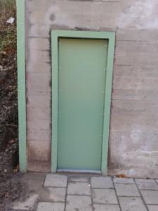 deur landhoofd
