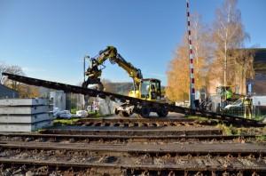 verwijderen sporen nabij Elkenraderweg